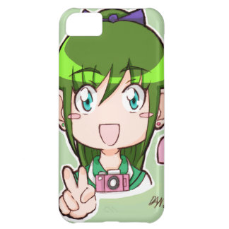 Dai Anima Club Character iPhone 5 Character Case iPhone 5C Case