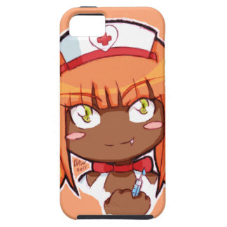 Dai Anima Club Character iPhone 5 Character Case Tough iPhone 5 Case