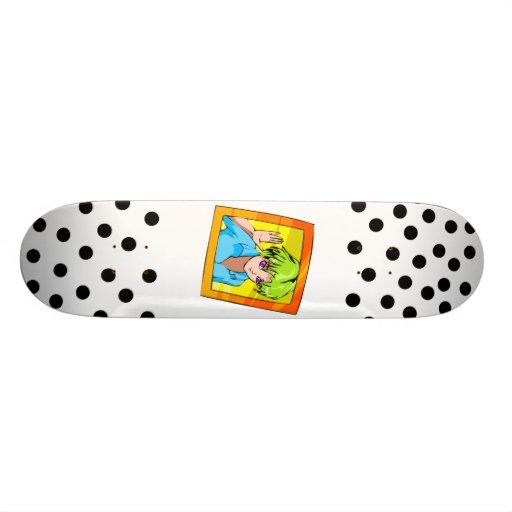 Daiki Skate Board Decks