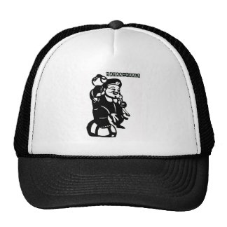 Daikoku heaven seven luck God Mahaa-kaala Hats
