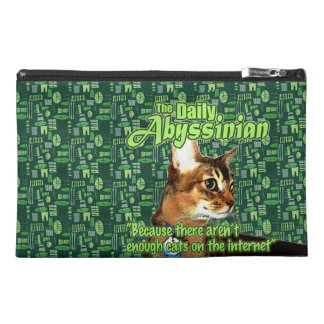 Daily Abyssinian Gadget Bag