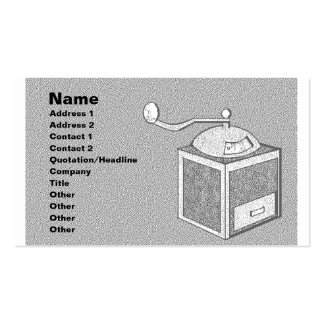 Daily Grind Pack Of Standard Business Cards