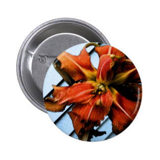 Daily Lily 6 Cm Round Badge