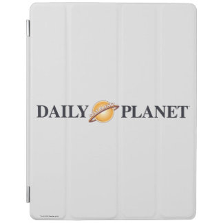 Daily Planet Logo iPad Cover