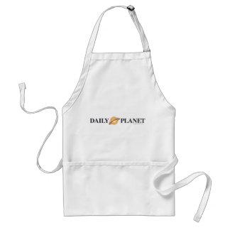Daily Planet Logo Standard Apron