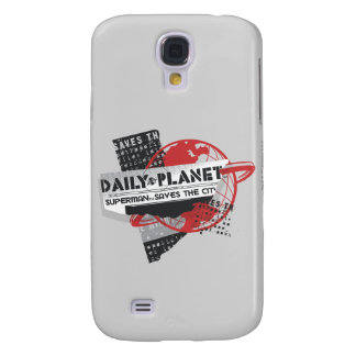 Daily Planet - Saves the City Galaxy S4 Case
