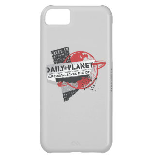 Daily Planet - Saves the City iPhone 5C Case