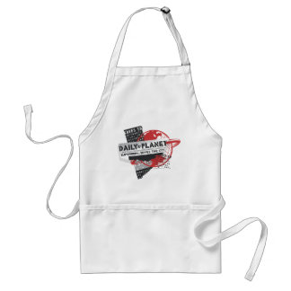 Daily Planet - Saves the City Standard Apron