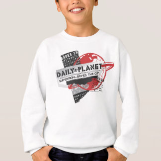 Daily Planet - Saves the City Sweatshirt
