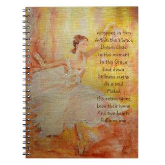Daily prayer journal |Extravagant Grace| Notebooks