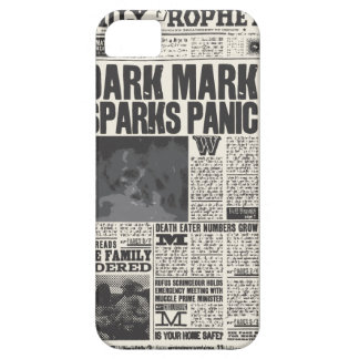Daily Prophet Front Page iPhone 5 Case