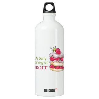 Daily Serving Of Fruit SIGG Traveller 1.0L Water Bottle