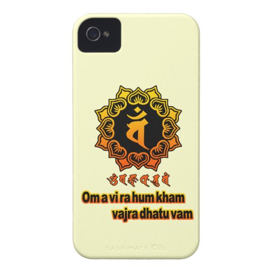 Dainichi buddha iPhone 4 Case-Mate case