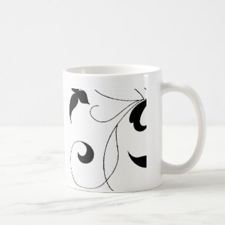 Dainty Vine Coffee Mug
