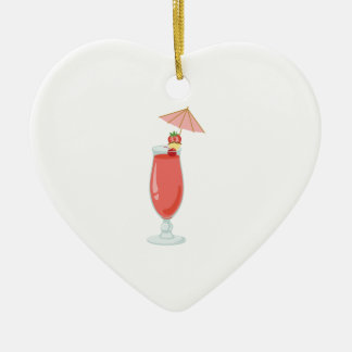 Daiquiri Cocktail Christmas Ornament