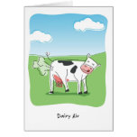 Dairy Air Cow Fart Funny Birthday