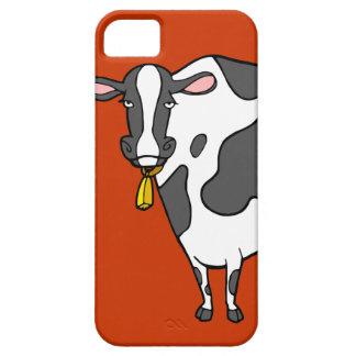 Dairy Cow Cartoon iPhone 5 Case