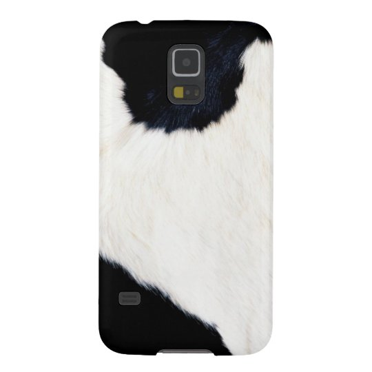 Dairy Cow Print Galaxy S5 Case