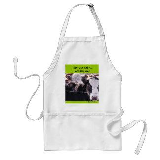 Dairy Cows Apron