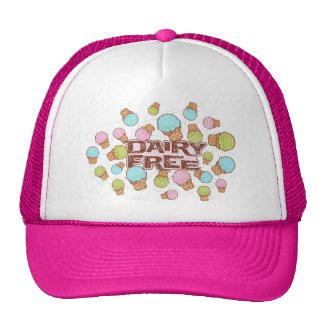 Dairy Cream Ice Cream Hats