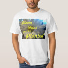 """""""DAISEY BLOOM WHERE YOU'RE PLANTED"""" T-Shirt"""