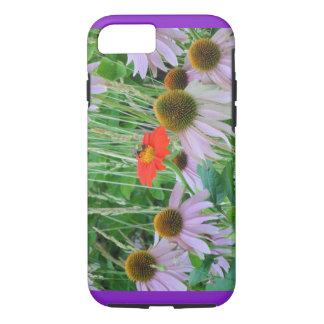 Daisies and Bumblebee Apple iPhone Case