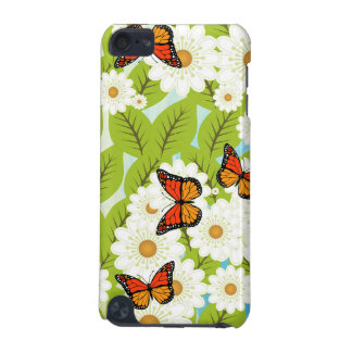 Daisies and butterflies iPod touch 5G covers