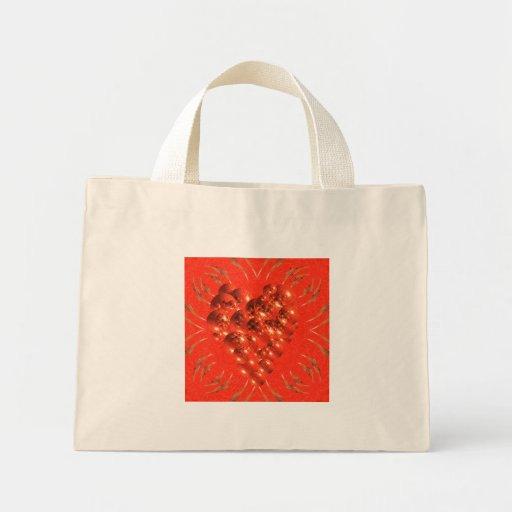 Daisies And Hearts Bubbly Bag