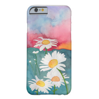 Daisies at Sunset Barely There iPhone 6 Case