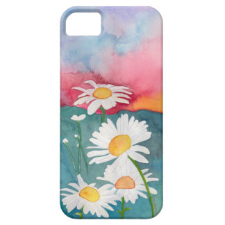 Daisies at Sunset iPhone 5 Covers