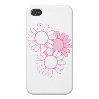 Daisies Cases For iPhone 4
