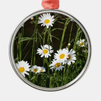 Daisies Christmas Ornament
