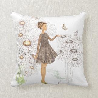 Daisies Cushion