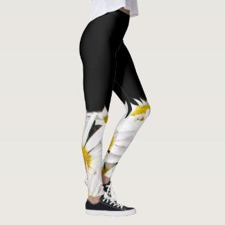 Daisies Custom Leggings