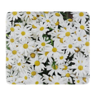 Daisies Cutting Board