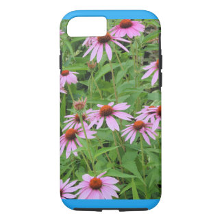 Daisies Garden Apple iPhone Case