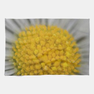 daisies in spring tea towel