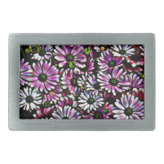daisies in the garden belt buckles