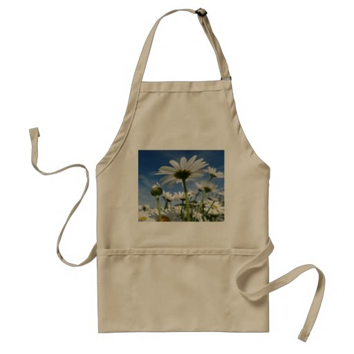 Daisies in the Sky Apron