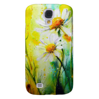Daisies in the Summer Galaxy S4 Case