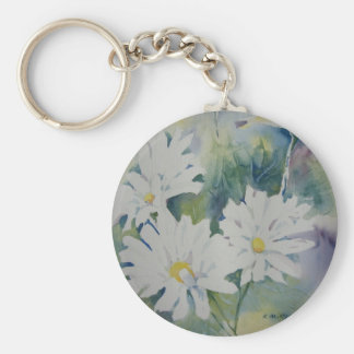 Daisies Key Ring
