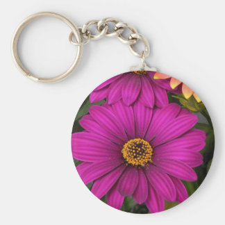 Daisies - key supporters keychain