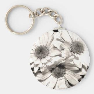 Daisies Keychain