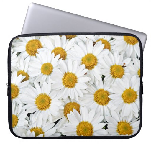 Daisies Computer Sleeve