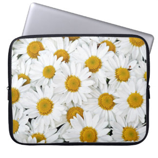 Daisies Laptop Sleeves