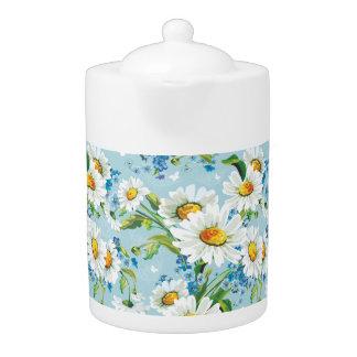 Daisies Medium Teapot