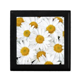 Daisies Small Square Gift Box