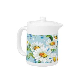 Daisies Small Teapot
