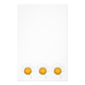 Daisies Stationery