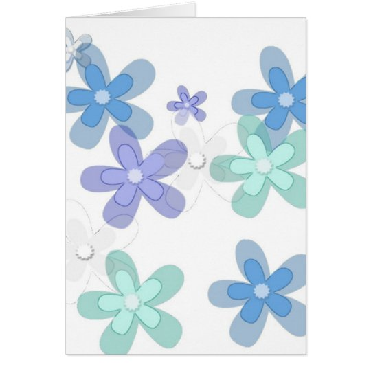 Daisies thank you note cards (pack of 6)